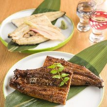 烤鰻魚(醬烤或者鹽烤)