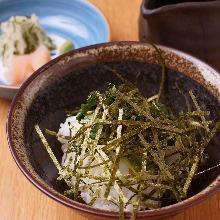 海苔茶泡飯