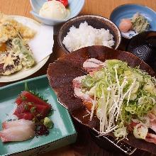 2,480日圓套餐 (5道菜)