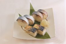 関(豐予海峽)鯖魚
