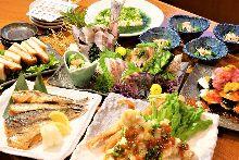 4,000日圓套餐 (7道菜)