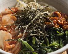 韓式肋肉湯飯