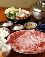 9,300日圓套餐 (4道菜)