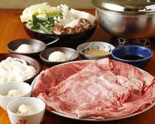 8,200日圓套餐 (4道菜)