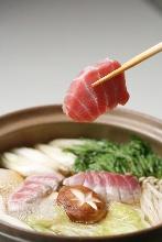 11,000日圓套餐 (7道菜)