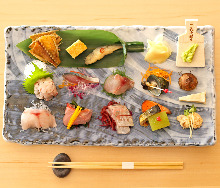 3,500日圓套餐 (3道菜)