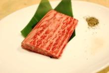 牛背肉(捲)