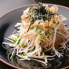 蘿蔔鮪魚沙拉