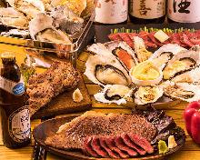 5,980日圓套餐 (10道菜)