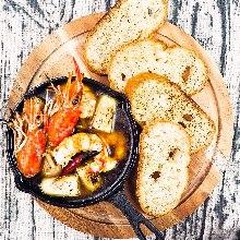 西班牙蒜香蝦