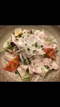 冷涮肉沙拉