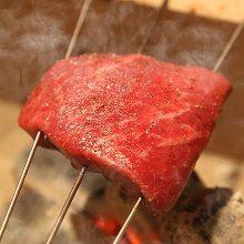 炭火烤和牛