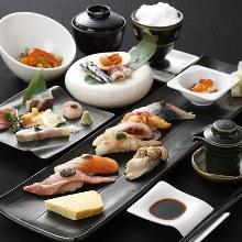 8,800日圓套餐 (7道菜)