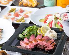 4,500日圓套餐 (5道菜)