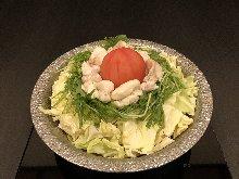 蕃茄內臟火鍋