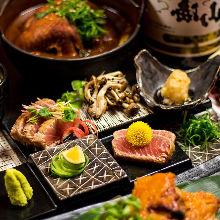 3,240日圓套餐 (7道菜)
