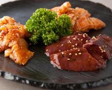 1,980日圓組合餐 (3道菜)