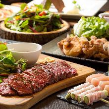 4,500日圓套餐 (10道菜)