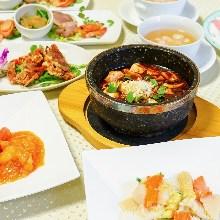 7,150日圓套餐 (8道菜)