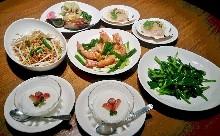 2,800日圓套餐 (6道菜)