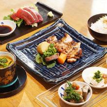 3,960日圓套餐 (8道菜)