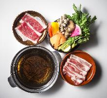 2,500日圓套餐 (55道菜)