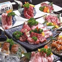 4,378日圓套餐