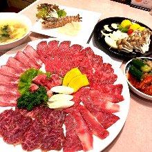 10,000日圓套餐 (13道菜)