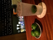 Sudachi Gin and Tonic