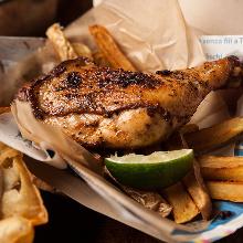 牙買加風味烤雞