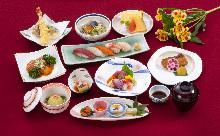 日式米飯御膳