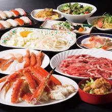 5,740日圓套餐 (25道菜)
