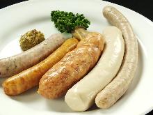 香腸、維也納香腸