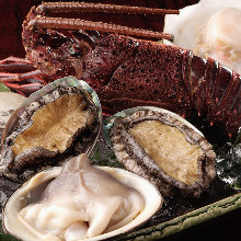 烤當季海鮮