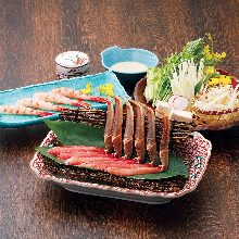 蟹肉涮涮鍋