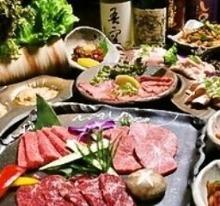 5,918日圓套餐 (45道菜)