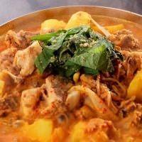 韓式馬鈴薯排骨湯