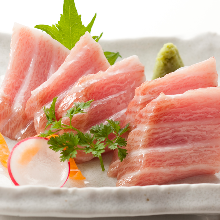 黑鮪魚大脂(生魚片)