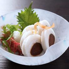 醬拌凍魷魚