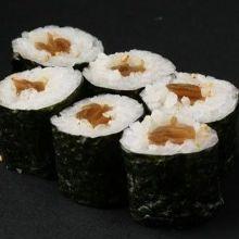 葫蘆條捲壽司