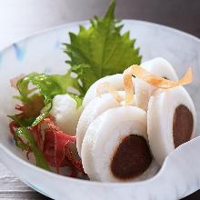 北海道凍魚