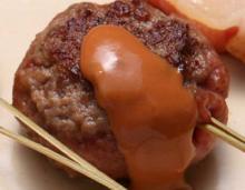 牛肉漢堡排