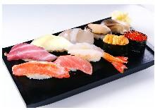 特級上等握壽司拼盤