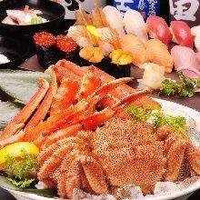 4,500日圓套餐 (4道菜)