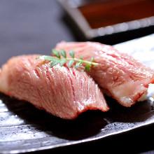 炙烤牛肉壽司