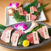 9,500日圓套餐 (11道菜)