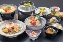 8,078日圓套餐 (10道菜)