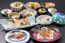 10,454日圓套餐 (11道菜)