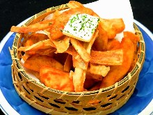 辣味馬鈴薯