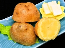 鹽辛馬鈴薯